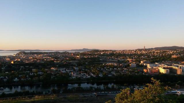 Trondheim 2706 kl 2300